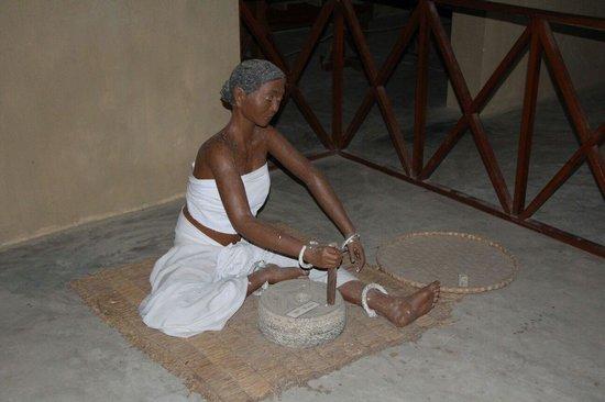 Tharu museum at Sauraha