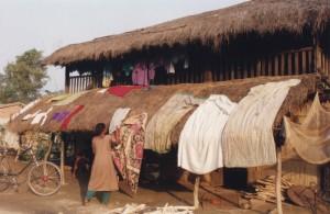 chitwan wooden shack