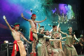 The Spirit of the Hornbill dance academy