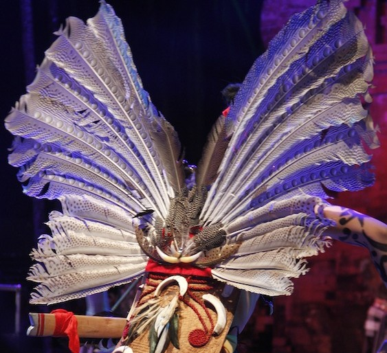Spirit of the Hornbill dancer kit