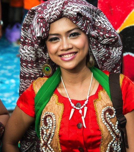 Siti creator of Spirit of the Hornbill