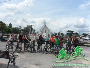 Chiang Rai Bicycle Tour