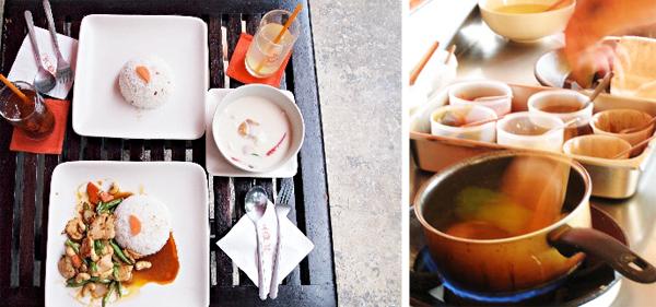 Pum Cooking School