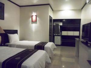 Vientiane Garden Hotel rooms