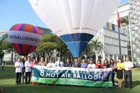 Hot Air Balloon Fiesta Putrajaya