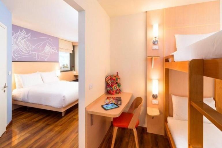 Room at ibis Vientiane Nam Phu Hotel