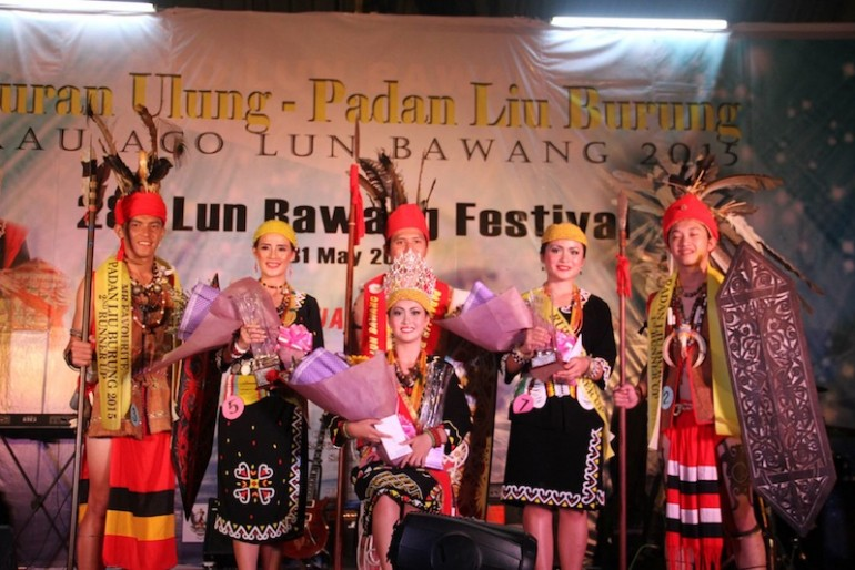 Ruran Ulung and Padan Liu Burung 2015 winners held in Long Tuan, Trusan, Lawas.