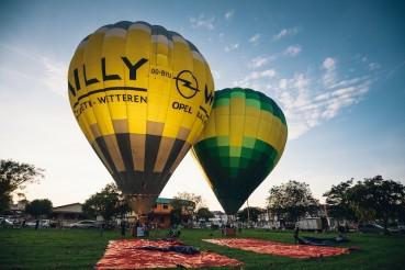 Penang Hot Air Balloon Fiesta 2016