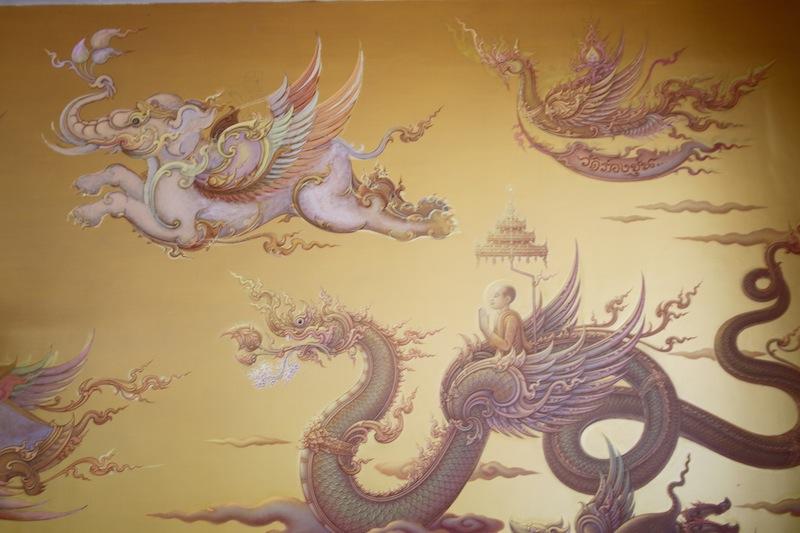 Chalermchai Kositpipat wat rong khun - the white temple - asian itinerary