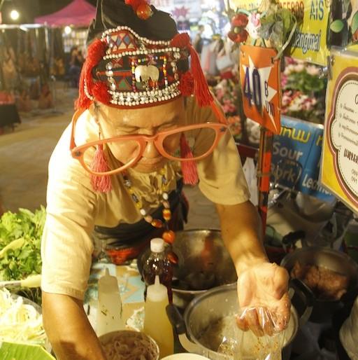 Walai Road food stall