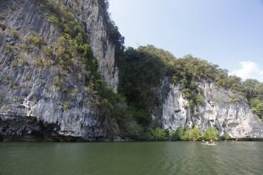Khao Garos kayak tour