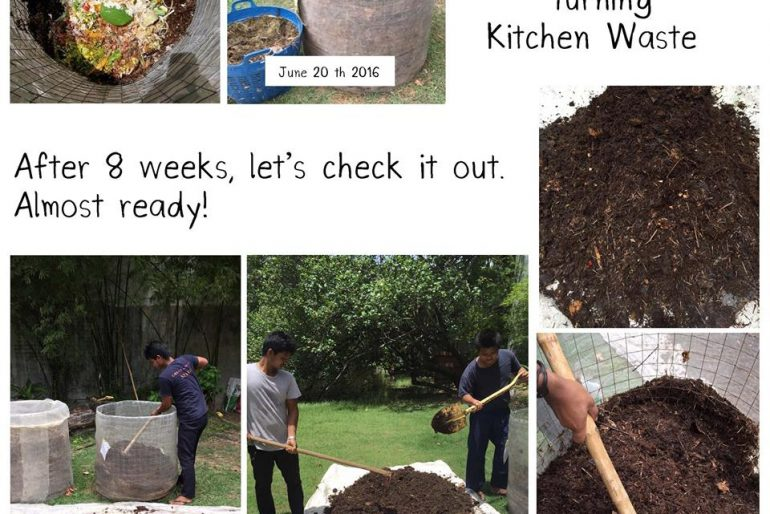 Composting without turning 2
