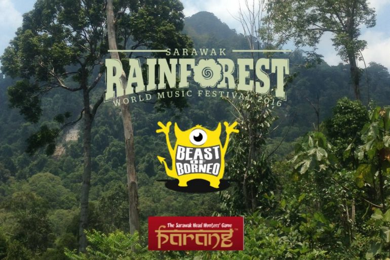 Parang at the Rainforest World Music Festival 2016