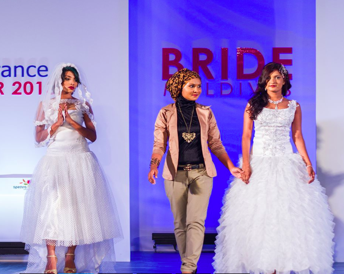 Bride Maldives Fair 2016
