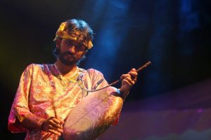 One of the many Indian traditional percussions