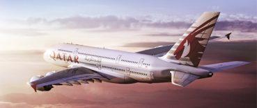 Qatar Airways routing to Krabi