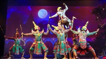 Khon – a Thai masked dance