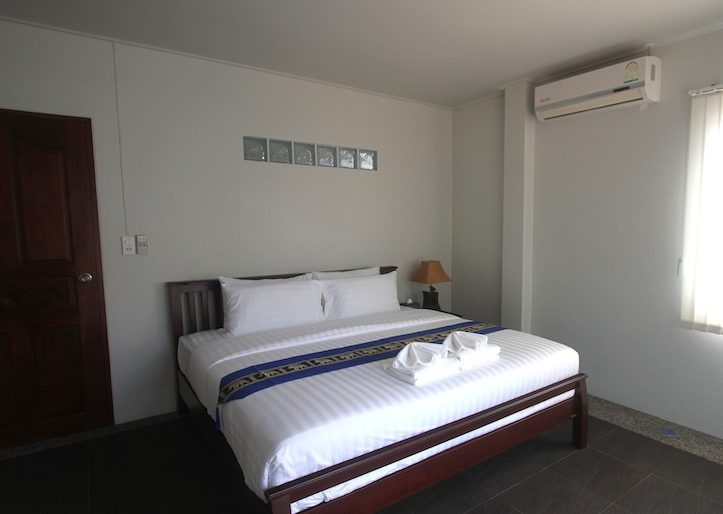 Klong Muang Dream House bedroom