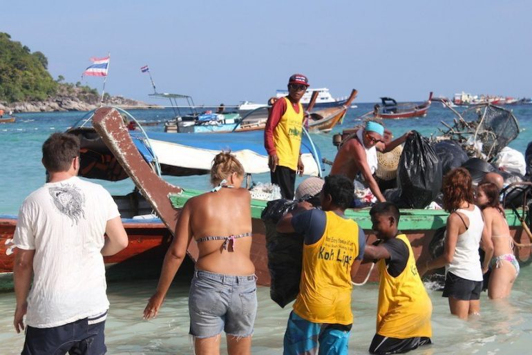 Trash Hero Koh Lipe