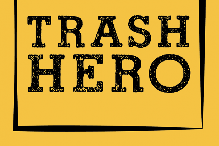 Trash Hero logo