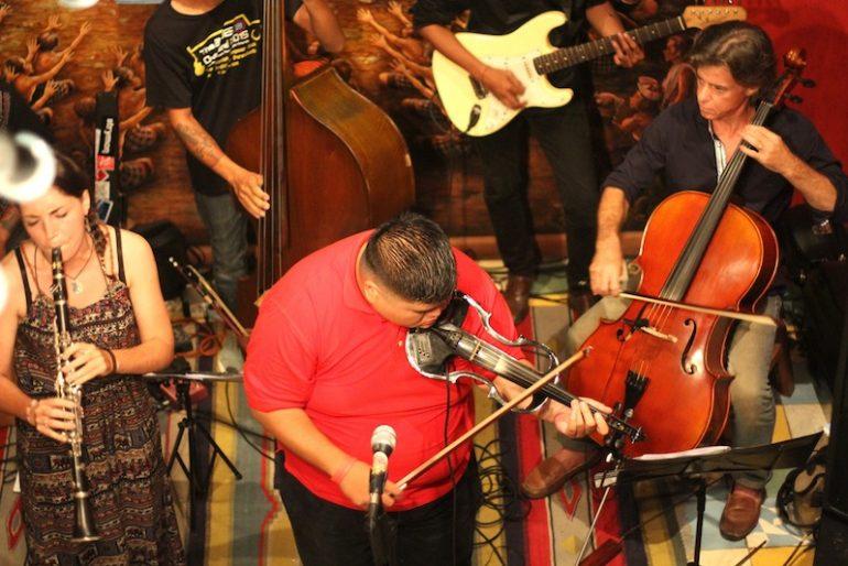 Live music at Bali Bohemia