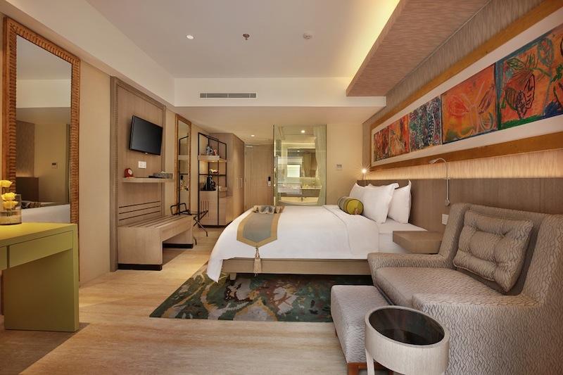 Sens hotel spa ubud asian itinerary for Design hotel ubud