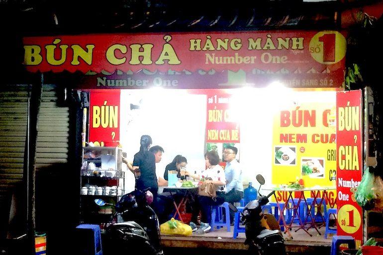 1 Hang Manh shop