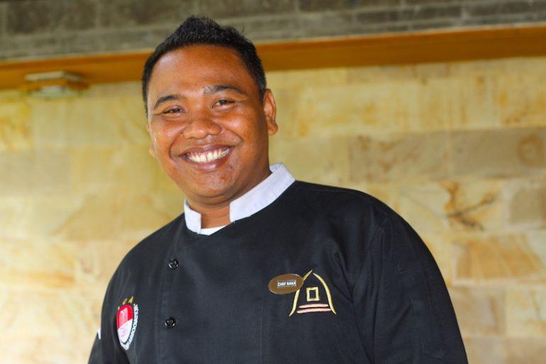 Chef Raka