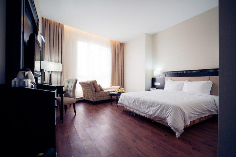 My suite at Sri Damansara