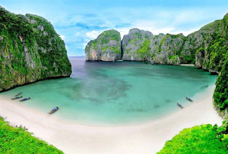 Maya Bay potential closure