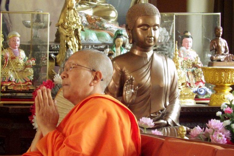 Bhikkhunis have no fear