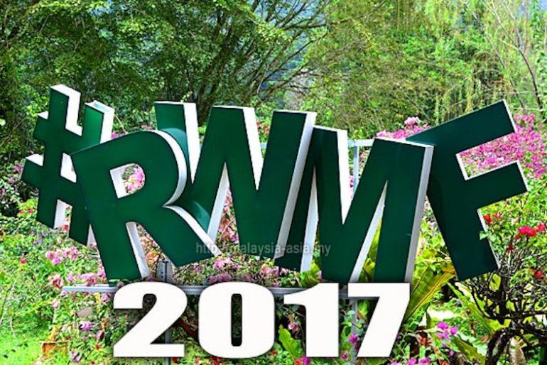Rainforest Music Festival 2017