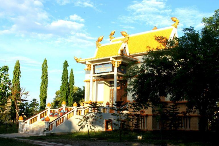 Songdhammakalyani temple