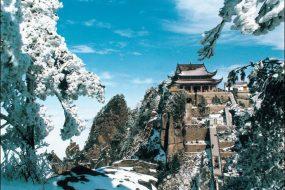 中国佛教四大名山