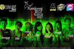 Rainforest World Music Festival takes on wellness