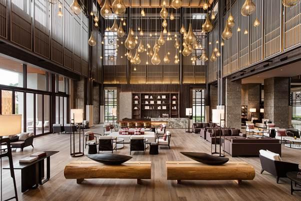 Shenzhen Marriott Hotel Golden Bay