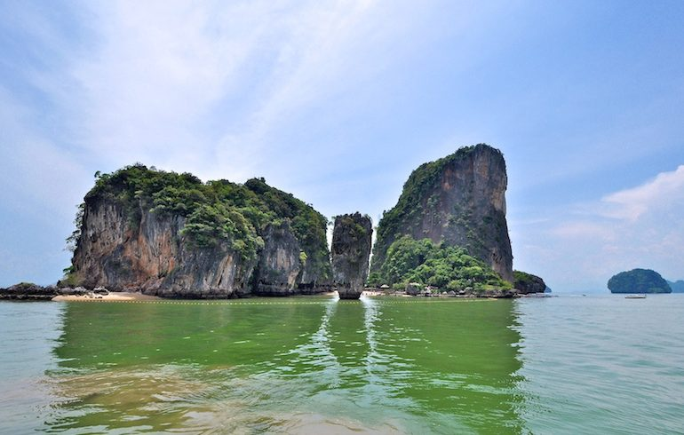 Khao Phing Kan on the bay