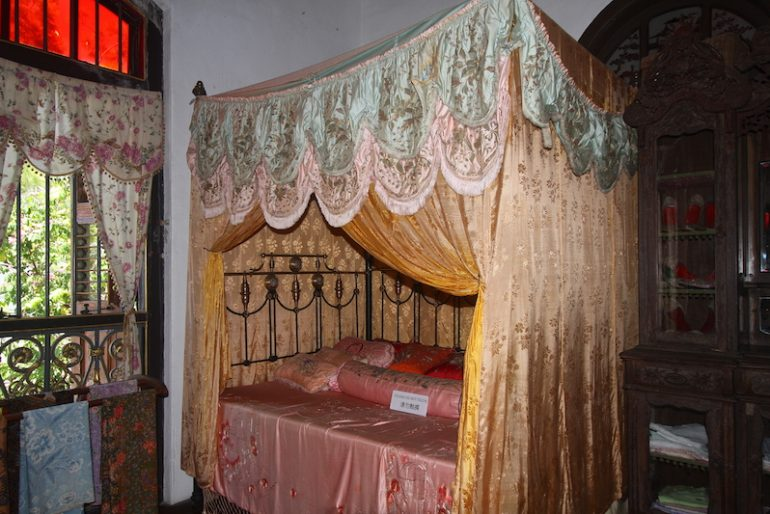 Newly-wed bedroom
