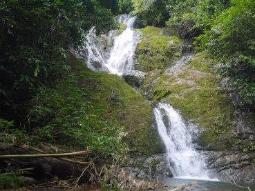 Sebarau Waterfall, Sarawak hidden treasure