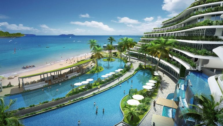 Courtyard by Marriott Nha Trang Hon Tam Resort