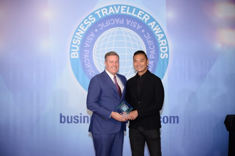 Marriott International wins coveted honours