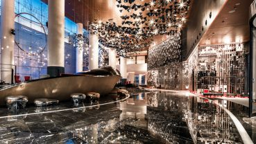 W Hotels opening of W Suzhou