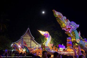 Luang Prabang – Boun Lai Huea Fai 2017