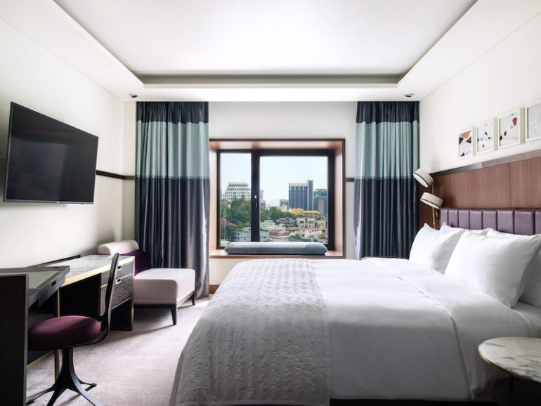 Le Meridien Seoul opens in South Korea