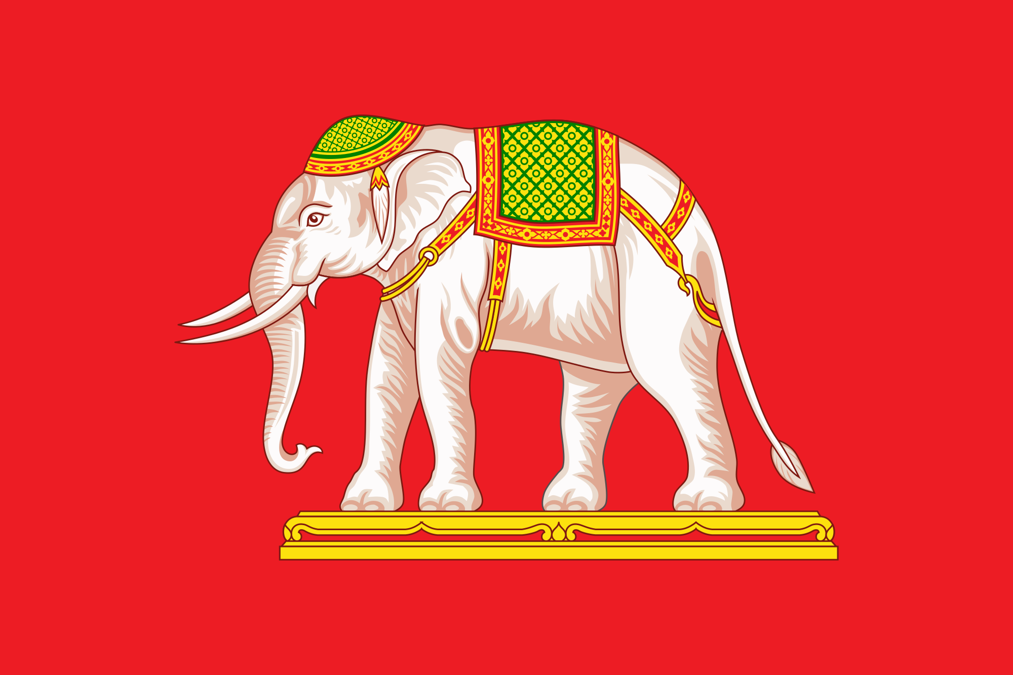 The Elephant Thailands National Symbol Asian Itinerary