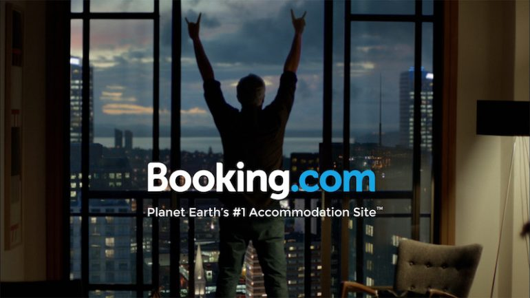 Booking.com € 15 reward !