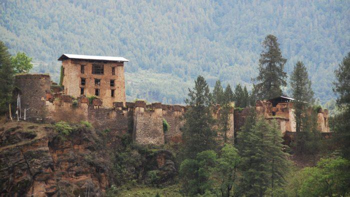 Drukgyel Dzong fortress