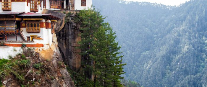 Tigers Nest at Paro