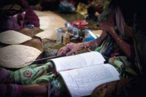 Kalimantan Ma'anyan death ceremony: Ijame
