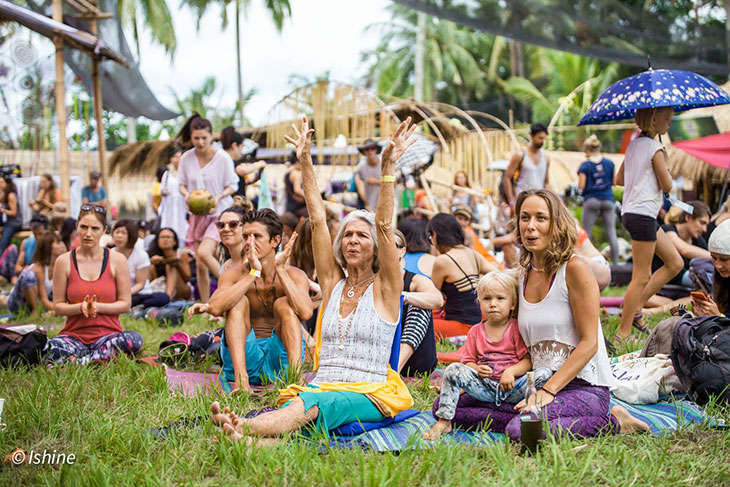 BaliSpirit Festival unites people